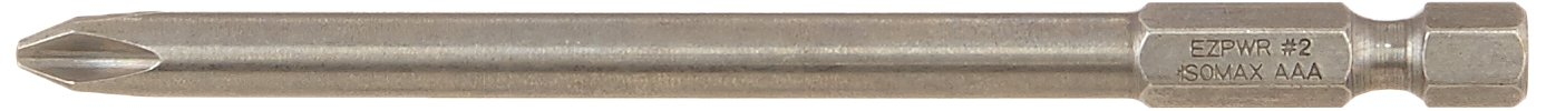 Eazypower 80310 No-2 Phillips 4-Inch Long Power CD (5-Pack) Eazypower 80310 #2 Phillips 4 Long Power CD (5 Pack)