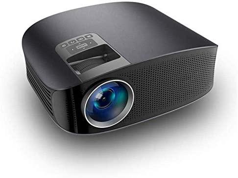 LWTOP Inicio Mini proyector, 1080P teléfono portátil ...