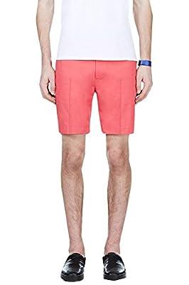 Calvin Klein Collection Coral Red Shorts