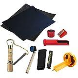 10 pcs in Set Snooker Cue Repairs Kit Billiard Cue Repair Billiard Snooker Accessories