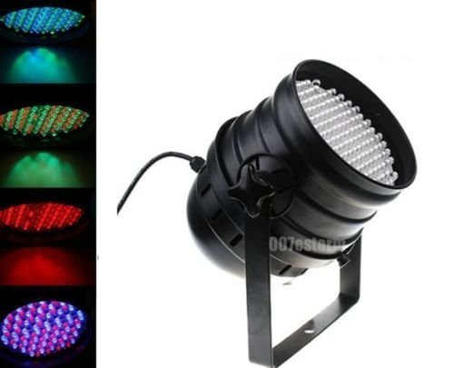177 RGB LED Stage Light Par DMX-512 Lighting Laser Projector Home Party Show DJ Disco ()