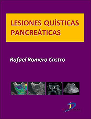Descargar Libro Lesiones Quísticas Pancreáticas Rafael Romero Castro