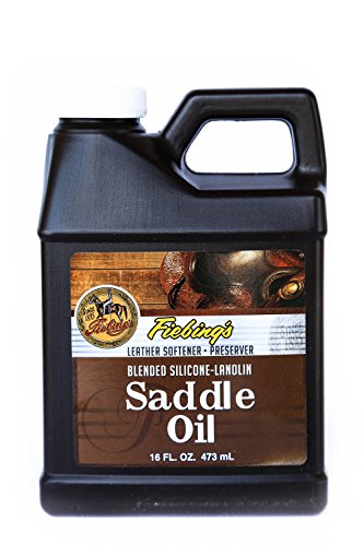 BND 277010 FIEBING COMPANY INC D - Silicone Lanolin Saddle Oil 088-30125/SOIL00A01 by Fiebing's