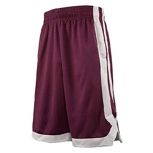 TOPTIE Two Tone Basketball Shorts for Me...