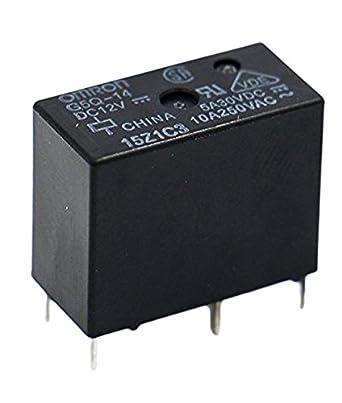 Amazon.com: COMPONENTES ELECTRÓNICOS OMRON G5Q-14 ...