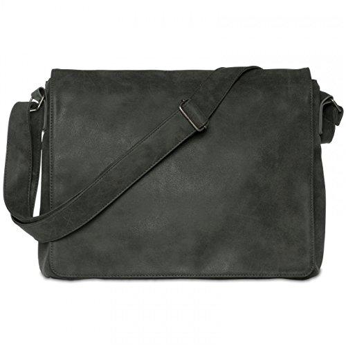 CASPAR CASPAR TS1012 Messenger Black TS1012 Vintage TS1012 Messenger Vintage CASPAR Bag Messenger Black Bag Vintage RZHHwqzEx