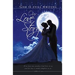 Bulletin-God Is Still Writing Our Love Story (Wedd