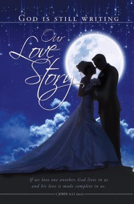 Bulletin-God Is Still Writing Our Love Story (Wedd]()
