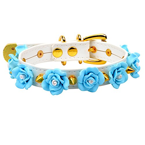 Flower Collar Necklace - 5