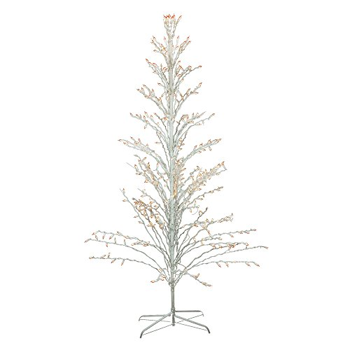 Outdoor Lighted Metal Trees in US - 4