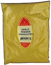 Marshalls Creek Spices Refill Pouch Granulated Garlic Powder Seasoning, XL, 20 Ounce