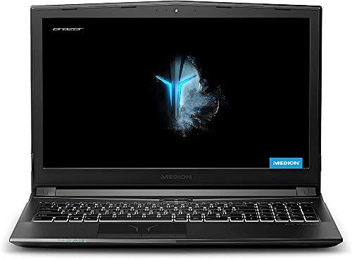 🥇 Medion ERAZER P6605 – Portátil gaming 15.6″ FullHD