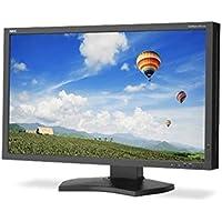 27 NEC MultiSync WideScreen 2560x1440 DisplayPort Mini DisplayPort HDMI DVI USB LED LCD Monitor Black PA272W-BK