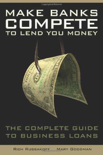 Read Online Make Banks Compete To Lend You Money pdf epub