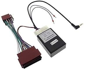 Mando a distancia de volante FORD SONY Interface cable adaptador de Radio connettore Interface