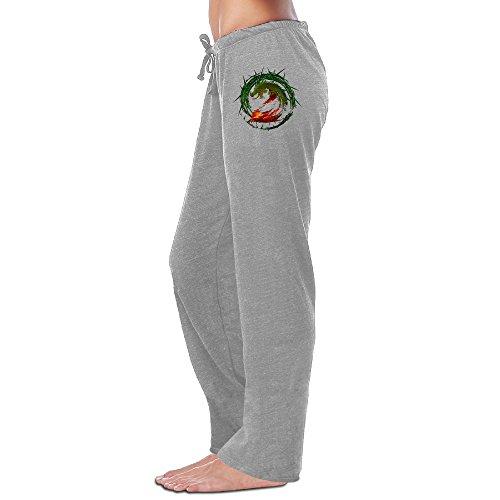 Yesher Women's Guild Wars 2 Logo Training Pants