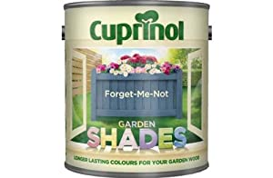 Sweet Cuprinol Cupgsforl  Litre Garden Shades Paint  Forget Me Not  With Inspiring Cuprinol Cupgsforl  Litre Garden Shades Paint  Forget Me Not With Beautiful Secret Garden By Johanna Basford Also Paul Smith Covent Garden In Addition Mayfield Garden Centre Kelso And Gordon The Garden Gnome As Well As Helicopter Garden Chair Additionally Charles Jencks Garden Of Cosmic Speculation From Amazoncouk With   Inspiring Cuprinol Cupgsforl  Litre Garden Shades Paint  Forget Me Not  With Beautiful Cuprinol Cupgsforl  Litre Garden Shades Paint  Forget Me Not And Sweet Secret Garden By Johanna Basford Also Paul Smith Covent Garden In Addition Mayfield Garden Centre Kelso From Amazoncouk