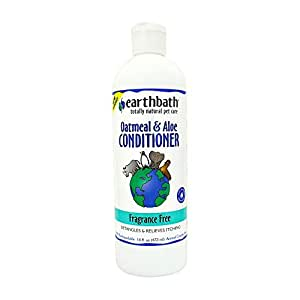 Earthbath Oatmeal and Aloe Conditioner, 16 oz