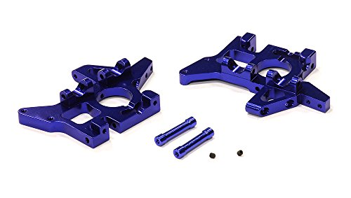 Price comparison product image Integy RC Model Hop-ups T3025BLUE Evo-5 Front Bulkhead for T / E-Maxx 3903, 3905, 3906, 3908, 4907, 4908, 4909, 4910