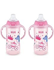 NUK Learner Cup, 10 oz, 2 Pack, 8+ Months