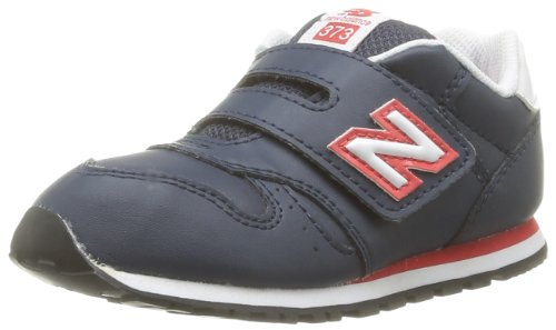 New Balance NBKV373NRI - Zapatos para niños Varios colores (Navy/Red)