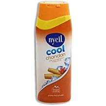 Nycil Cool Chandan Instant Cooling - Prickly Heat Powder With Sandalwood Frgrance - 150g