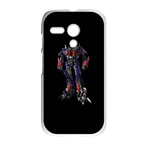 Transformers Optimus Prime Motorola G Cell Phone Case White DIY present pjz003_6454581