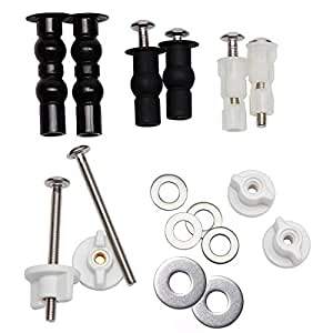 Universal Toilet Seats Screws And Bolts Metal Toilet