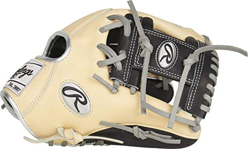 (Rawlings Heart of The Hide R2G Francisco Lindor Model Baseball Glove, 11.75 inch, Pro I Web)