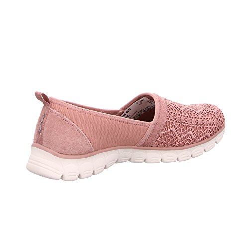 Skechersez 0 Donna Pink Con Sandali Flex Duchess 3 Zeppa wROwA4qHx