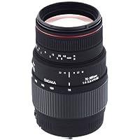 Sigma APO 70-300mm F/4-5.6 DG Macro Lens for Sony Alpha A700, A200, A100 Digital SLR