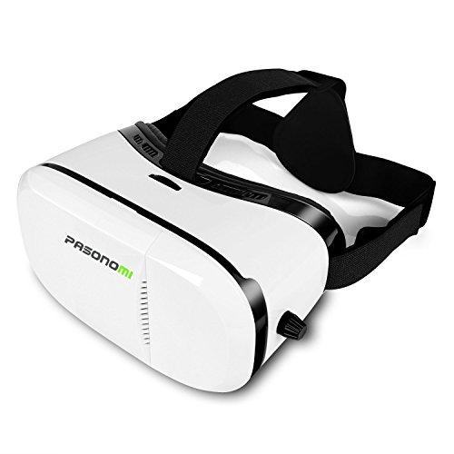 Pasonomi® Google Cardboard 3D VR Headset