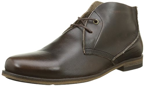 Spurs L83 042 Marrone Stringate Hub Uomo Scarpe coffee ZRqxw8fx