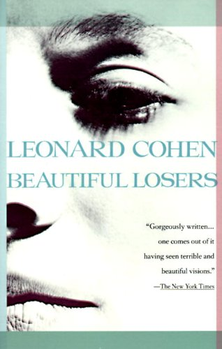 Book cover for Beautiful Losers