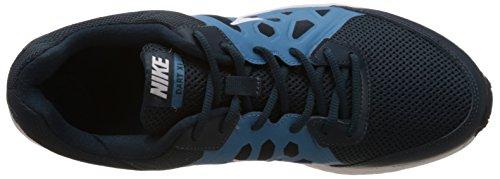 Nike Dart 11 Msl Mens Middernacht Wintertaling / Wit-strts Blue