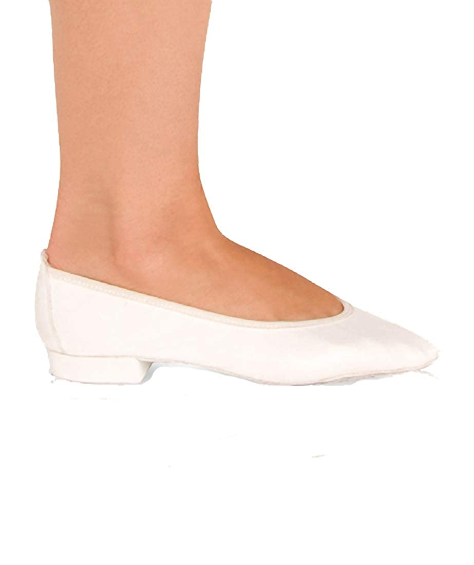 Body Wrappers Womens Satin Foldable Slipper 506A
