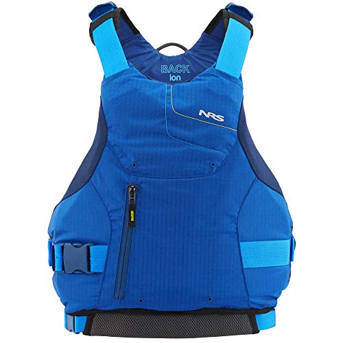 NRS Ion Kayak Lifejacket (PFD)-Blue-XL/XXL