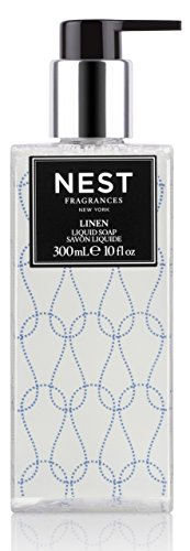 (NEST Fragrances Linen Liquid Soap)