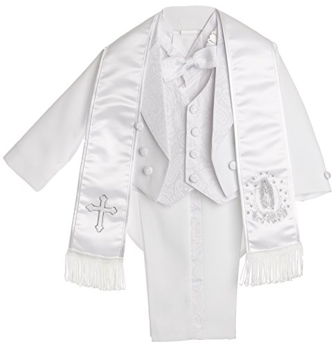 Christening Baptism Tuxedo - 5