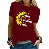 T Shirts with Funny Sayings for Women Teen Girls