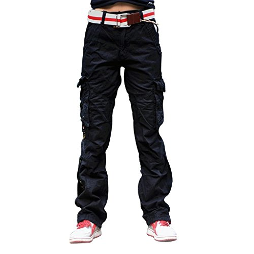SKYLINEWEARS Women's Casual Cargo Pants Military Army for sale  Delivered anywhere in USA