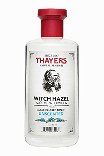 Thayers Alcohol-free Unscented Witch Hazel Toner (12-oz.)