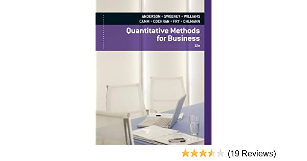 Amazon quantitative methods for business ebook david r amazon quantitative methods for business ebook david r anderson dennis j sweeney thomas a williams jeffrey d camm james j cochran kindle fandeluxe Gallery
