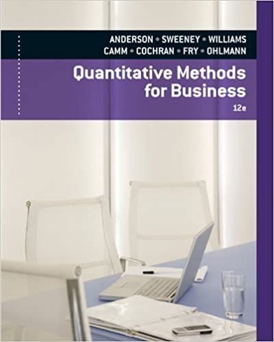 Amazon quantitative methods for business ebook david r quantitative methods for business 12th edition kindle edition fandeluxe Gallery