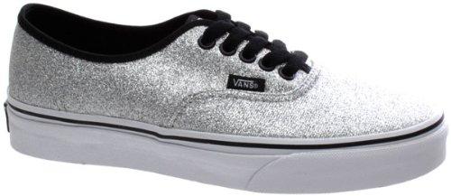 vans glitter authentic womens shoes