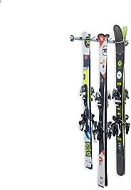 Monkey Bars Ski Storage Rack (3-Pair)