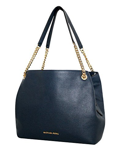 Michael Kors Navy Handbag - 3