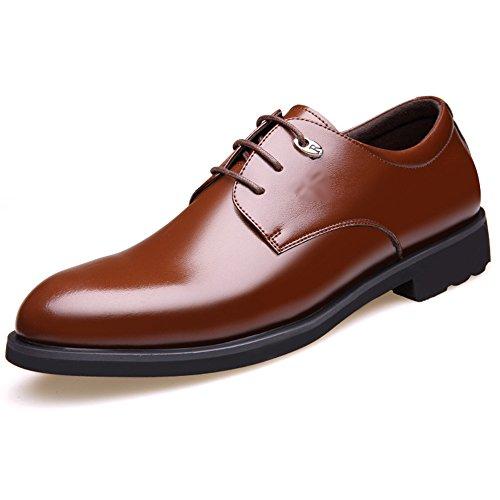 Chaussures De Mariage En Cuir V