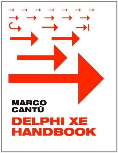 Delphi XE Handbook ISBN-13 9781463600679