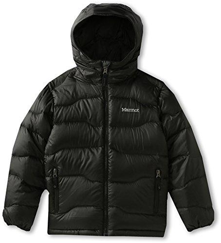 Marmot Kids  Boy's Boy's Ama Dablam Jacket (Little Kids/Big Kids) Black Small